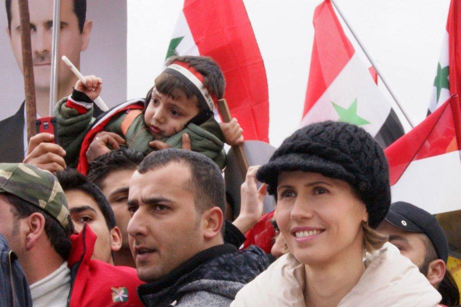 Restée dans l'ombre depuis le début de la... (Photo: Wael Hamedan, AFP)