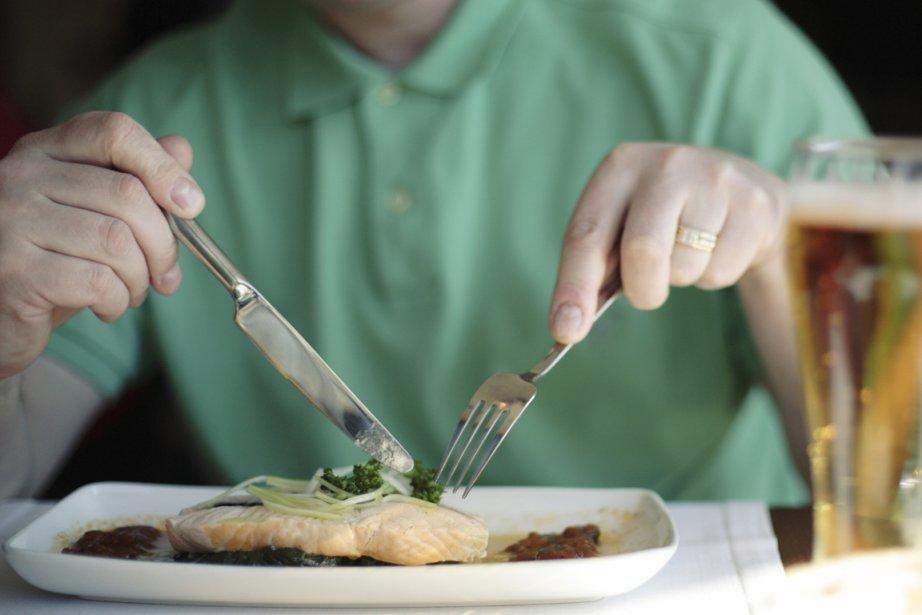 «En  changeant la taille de la nourriture... (Photos.com)