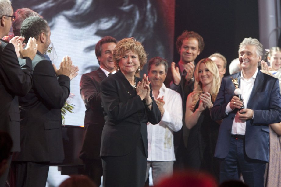 Denise Filiatrault... (Photo André Pichette, La Presse)