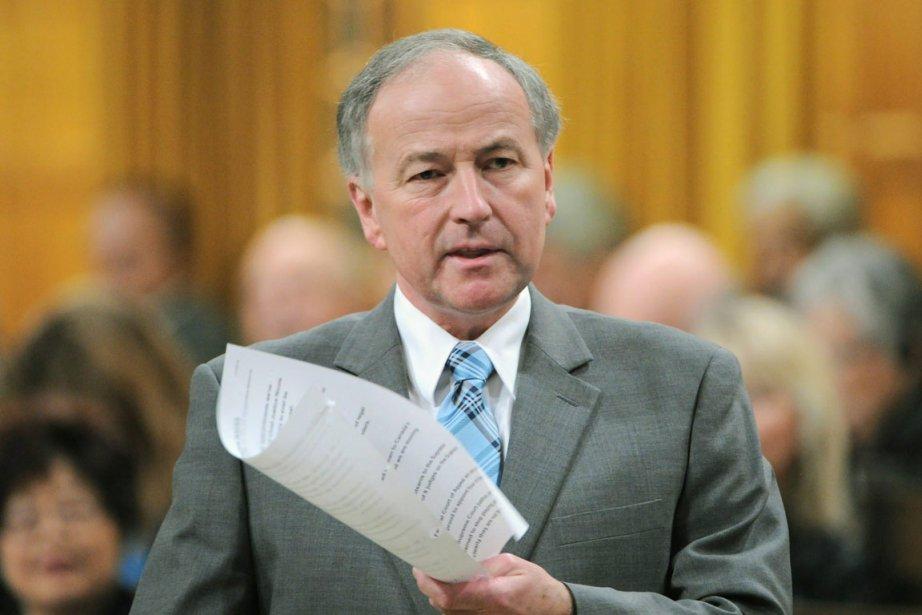 Le ministre fédéral de la Justice, Rob Nicholson,... (CP)