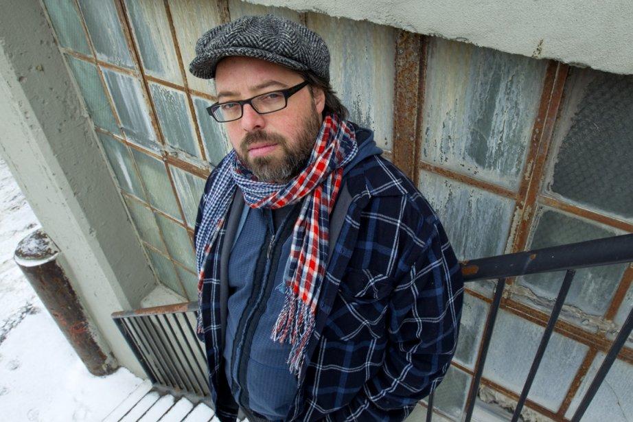 Francis Leclerc, le réalisateur d'Apparences.... (Photo: Alain Roberge, La Presse)