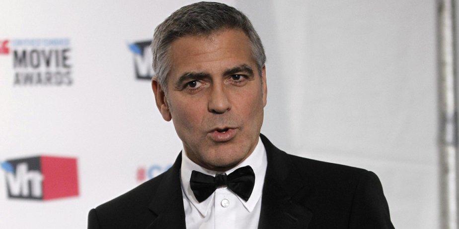 George Clooney... (Reuters)