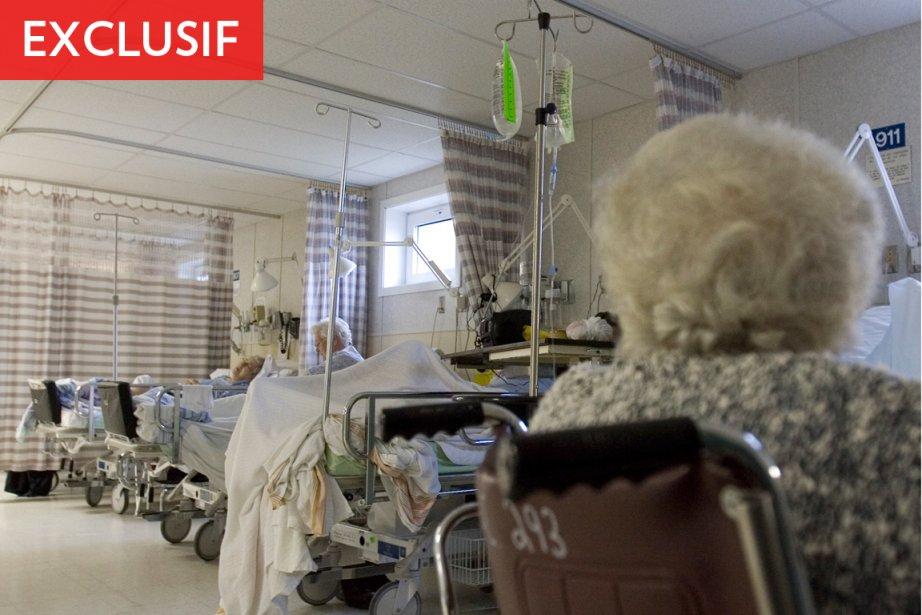 Le nouveau Centre universitaire de santé... (Photo: Patrick Sanfaçon, La Presse)