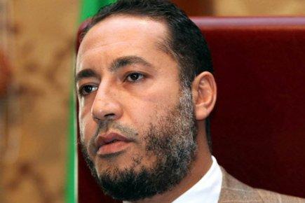 Saadi Kadhafi... (Photo: AFP)