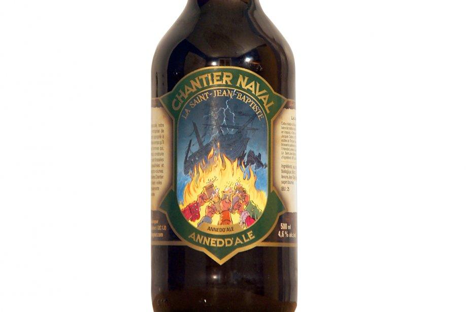 La bière de la semaine: la Saint-Jean-Baptiste de... (Photo: La Presse)