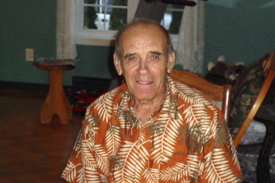 Rolland Belzil, 70 ans, est soupçonné d'avoir poignardé... (PHOTO FOURNIE PAR LA FAMILLE)