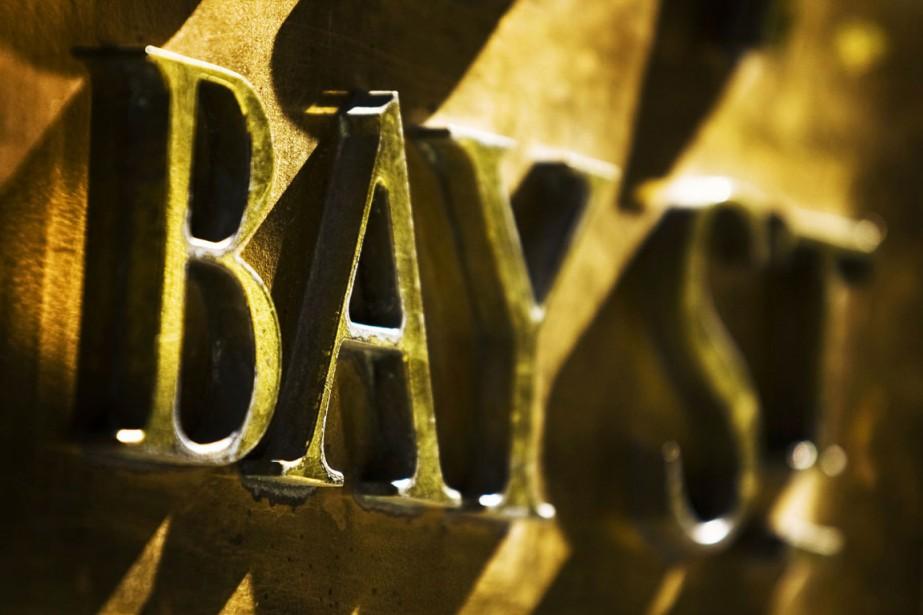 La Bourse de Toronto a terminé la séance en territoire... (PHOTO Reuters)