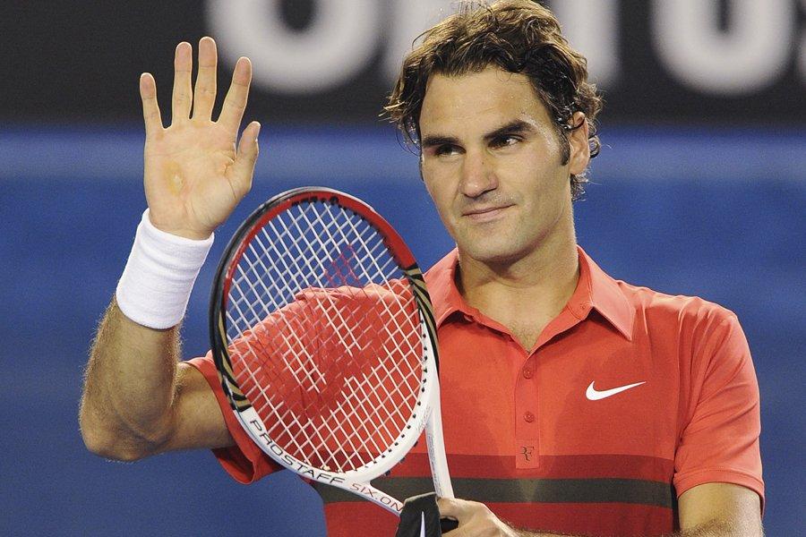 Roger Federer a convenu que Rafael Nadal et... (Photo: AP)