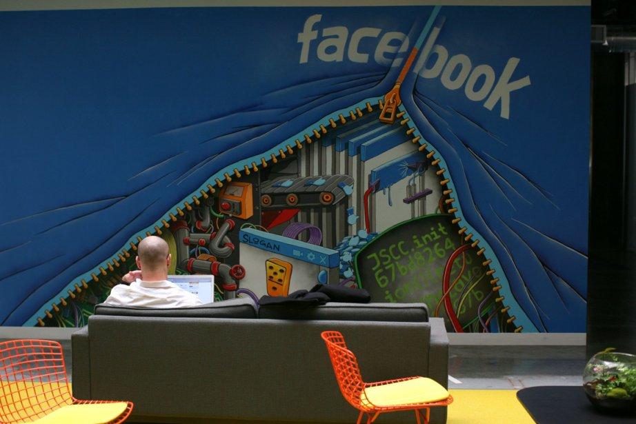 Facebook en Bourse au cours de la troisième semaine de mai,... (Photo: Reuters)