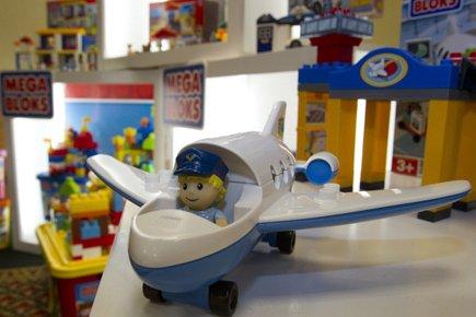 Les deux plus importantes compagnies de jouets de... (Photo: Reuters)