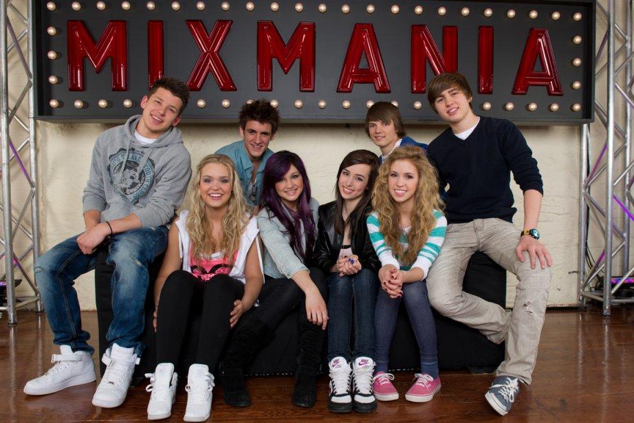 La jeune équipe de Mixmania 2.... (Photo fournie par la production)