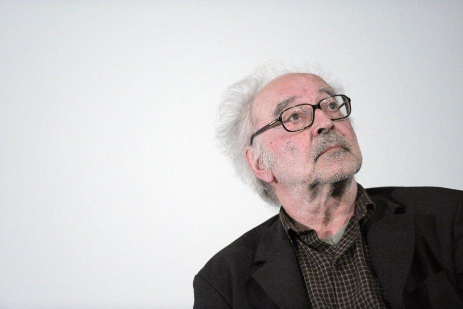Le mythique réalisateur franco-suisse, Jean-Luc Godard.... (Photo: Miguel Medina, AFP)