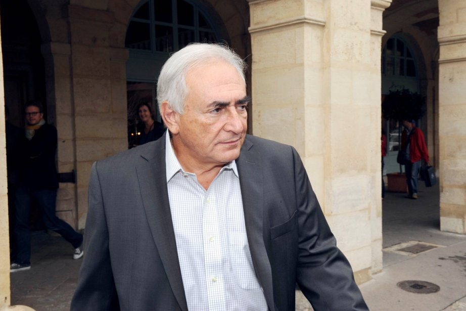 L'ancien grand patron du FMI, Dominique Strauss-Kahn.... (Photo: Michel Gangne, AFP)