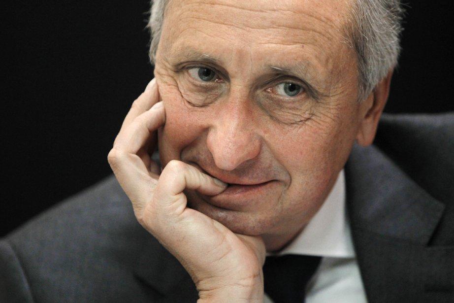 Considéré comme étant proche du président français Nicolas... (Photo: Joel Saget, Archives AFP)