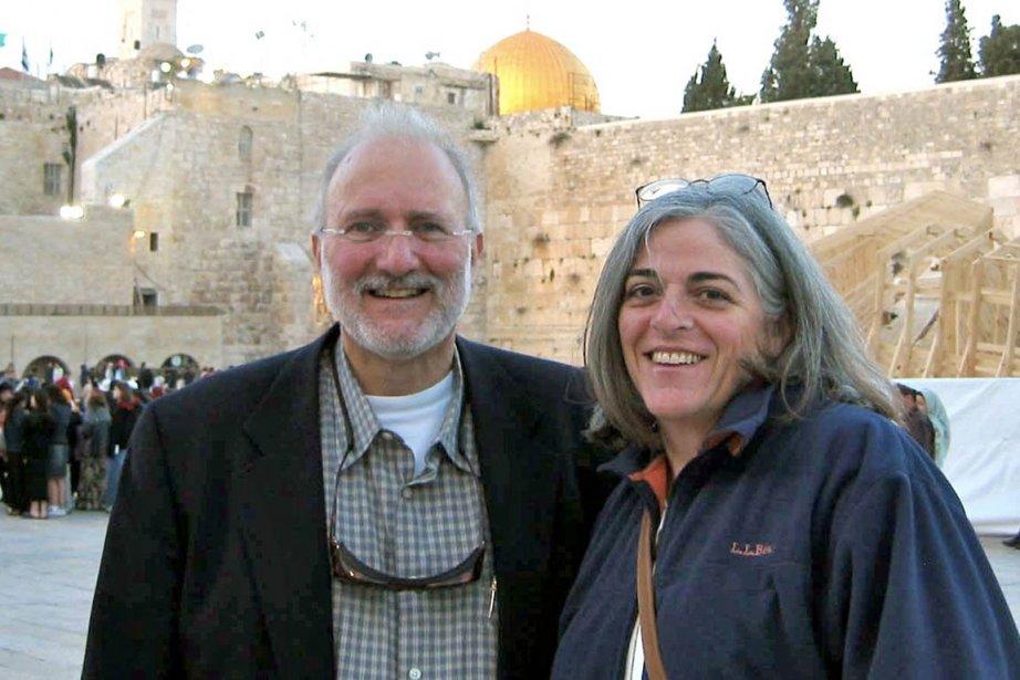 Alan Gross et son épouse Judy, lors d'un... (Photo: Archives Reuters)