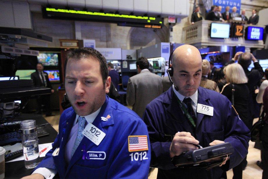 New York a enregistré des gains en cette... (Reuters)