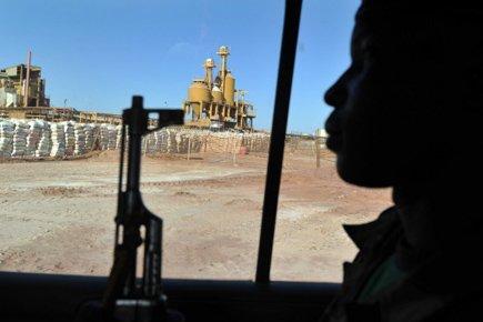 L'armée a renforcé sa présence dans le nord... (Photo: AFP)