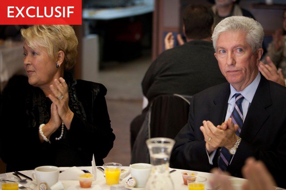 Gilles Duceppe n'attaquera pas Pauline Marois, chef du... (Photo: Olivier Pontbriand, archives La Presse)