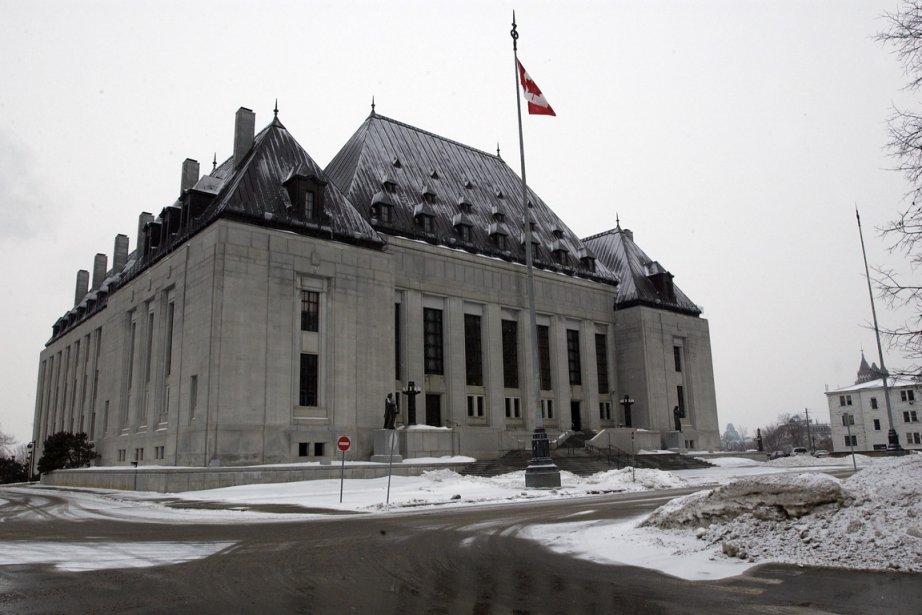 La Cour suprême du Canada entend l'appel du... (Photothèque La Presse)