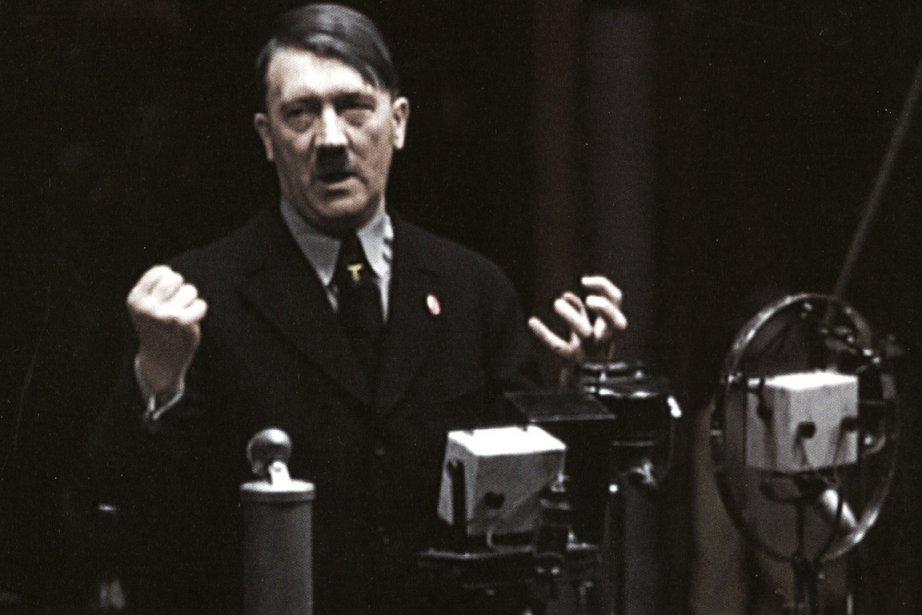 Hitler... (Photo fournie par la production)