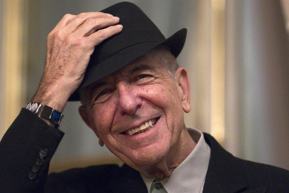 Leonard Cohen... (Photo AFP)