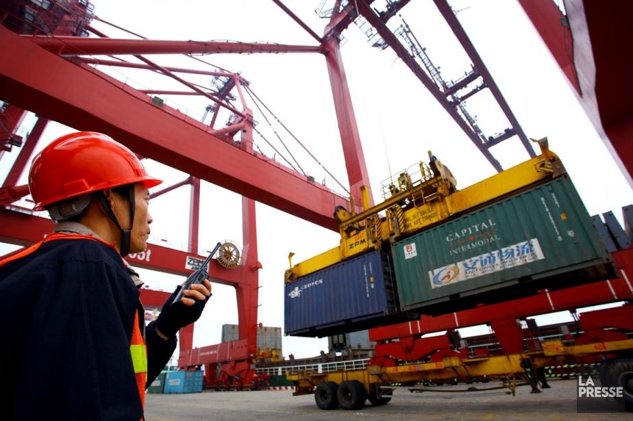 Le port de Kailou dans le sud de... (AFP)
