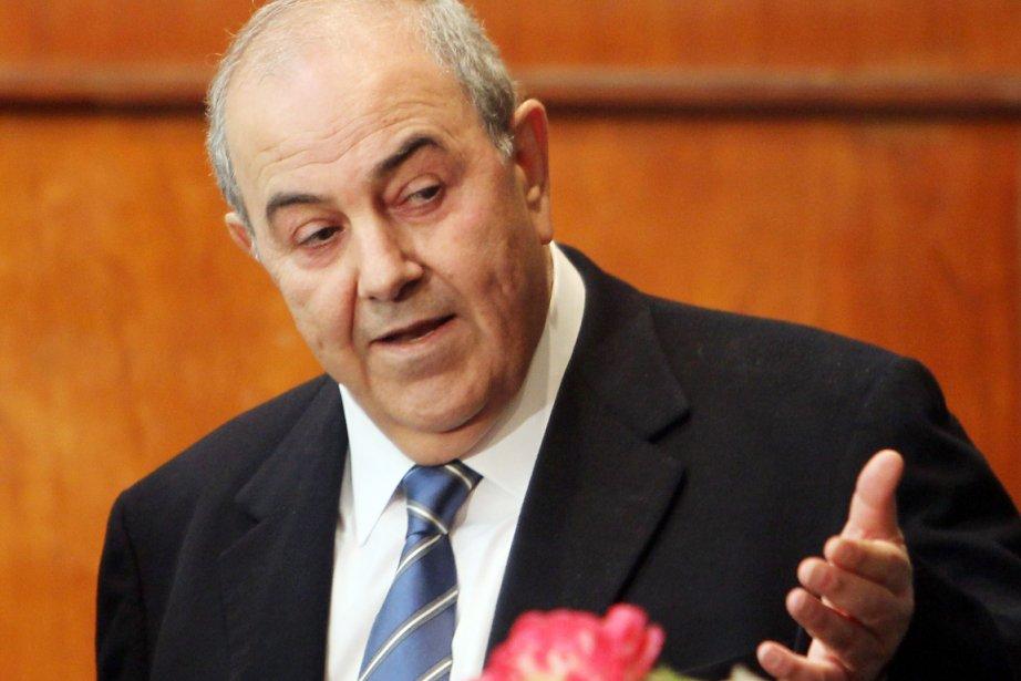 «L'Alliance nationale doit désigner un nouveau premier ministre,... (Photo: Ali Al-Saadi, AFP)