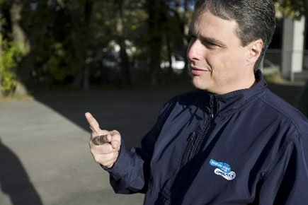 Luc Harvey est le leader duParti conservateur du... (Photo: Ivanoh Demers, archives La Presse)