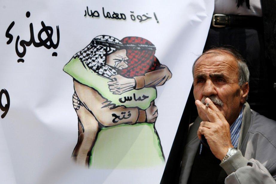 L'année dernière, des Palestiniens de Jérusalem avaient célébré... (Photo: Ahmad Gharabli, Archives AFP)