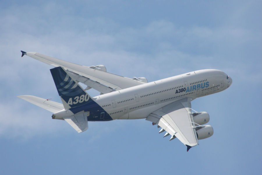 Airbus 380... (Photo Archives AFP)