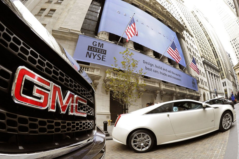 Le géant automobile américain General Motors ( (AFP)