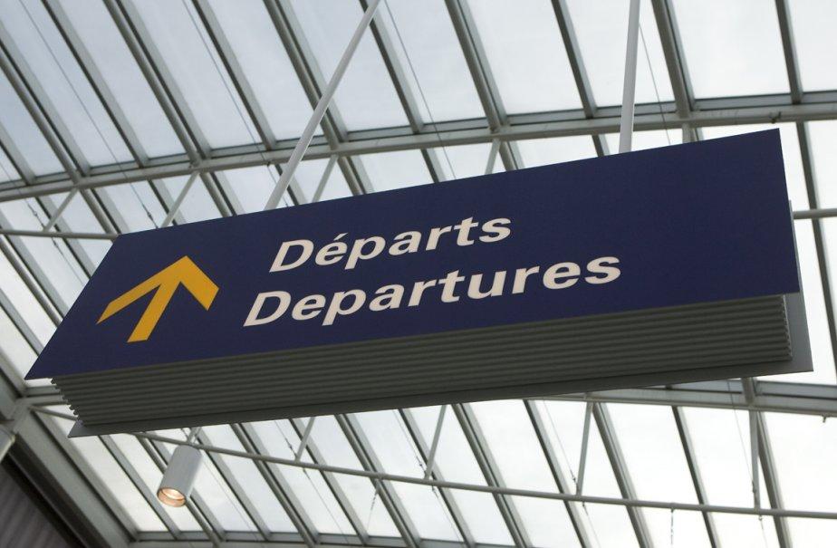 Le nombre de voyages entrepris par... (Photo: David Boily, archives La Presse)