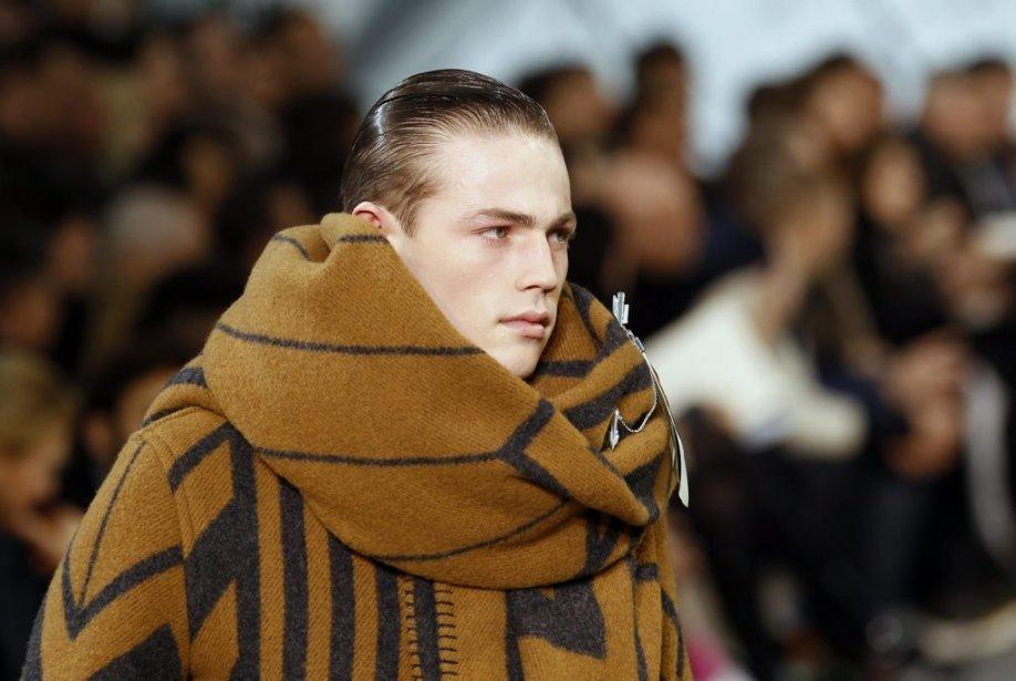 Défilé de Vuitton pour homme à Paris | 19 janvier 2012