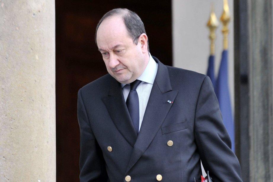 Mercredi soir, le patron de la DCRI, Bernard... (Photo: Boris Horvat, Archives AFP)