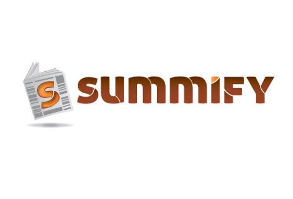 L'entreprise Summify a été acquise par Twitter....