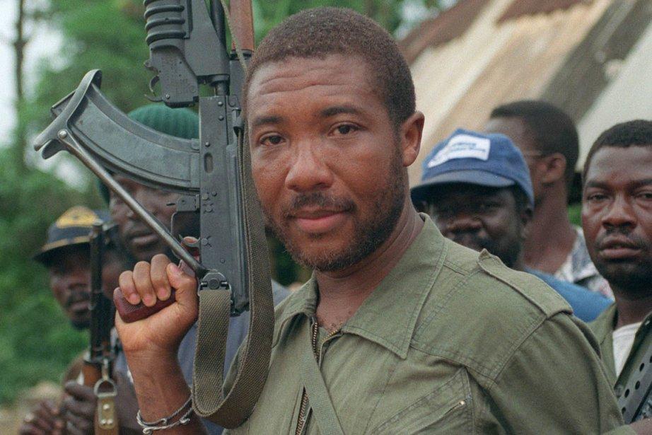 Chef des rebelles libériens en 1990, alors qu'ils... (Photo: Pascal Guyot, AFP)