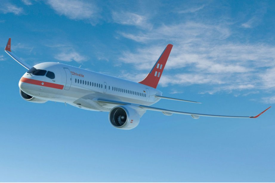 En incluant la commande d'aujourd'hui, Bombardier a enregistré... (Photo : La Presse Canadienne)