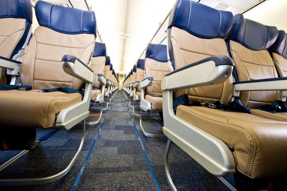 La compagnie aérienne américaine Southwest a présenté les... (Photo: AFP)