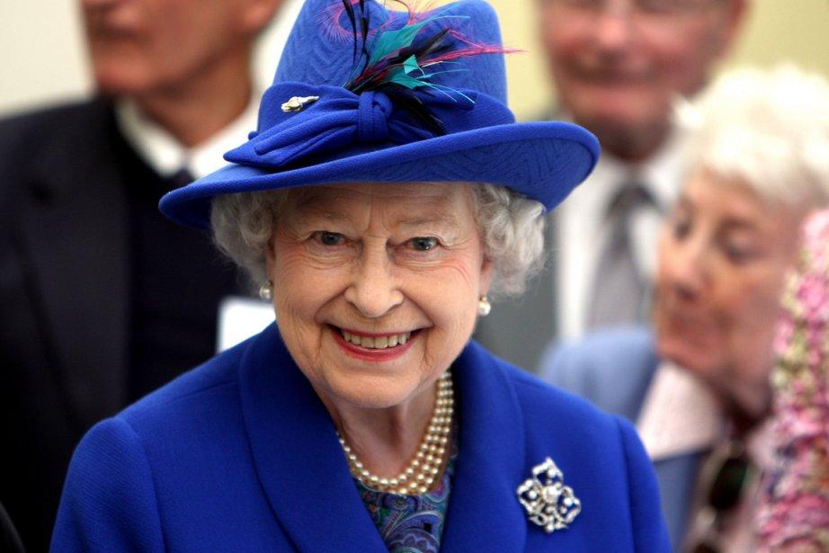 Une biographie révèle que la reine Elizabeth II,... (Photo: Chris Radburn, Archives AFP)