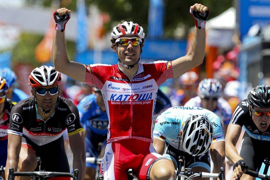 Oscar Freire... (Photo: AFP)