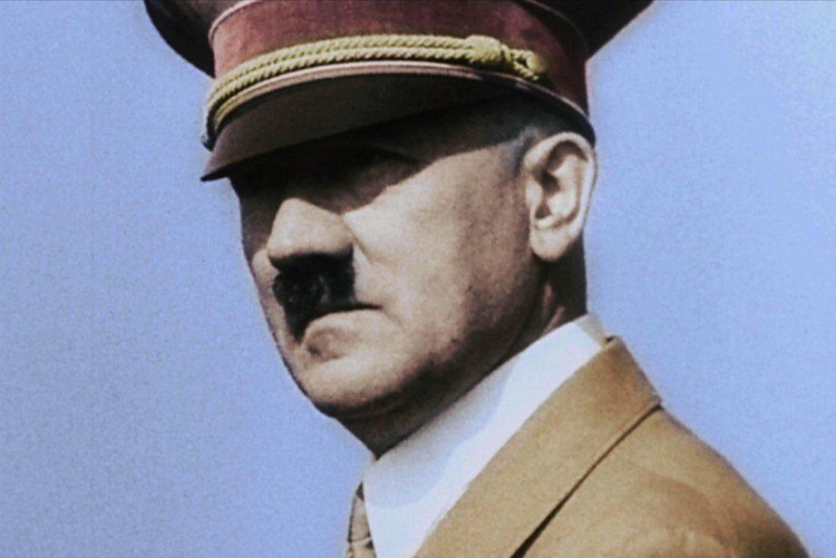 Adolf Hitler... (Photo fournie par Télé-Québec)