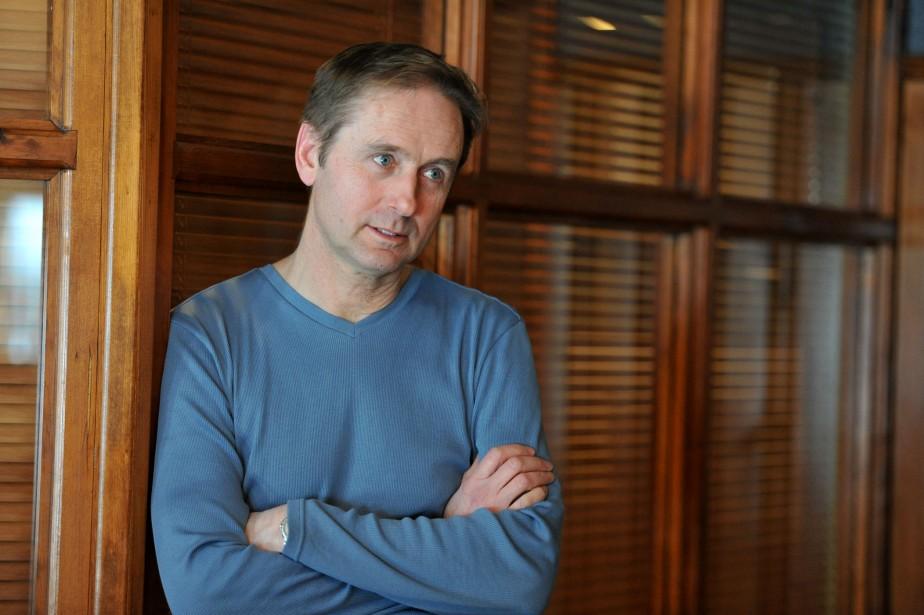 Le réalisateur Gabriel Pelletier... (Photo: Stéphane Lessard)