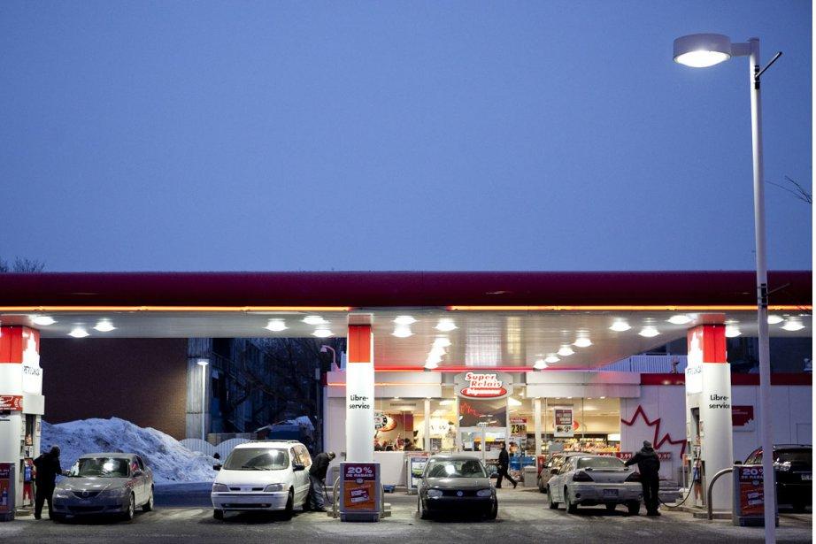 Le coût de l'énergie a progressé de 7,2%... (Photo Marco Campanozzi, La Presse)