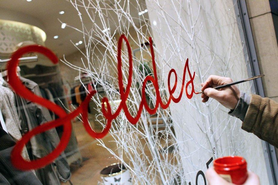 Les détaillants canadiens amorcent une année qui s'annonce compliquée... (AFP)