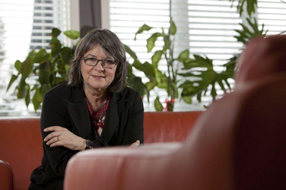 Arlette Cousture n'est peut-être pas une historienne mais... (Photo Hugo-Sébastien Aubert, La Presse)
