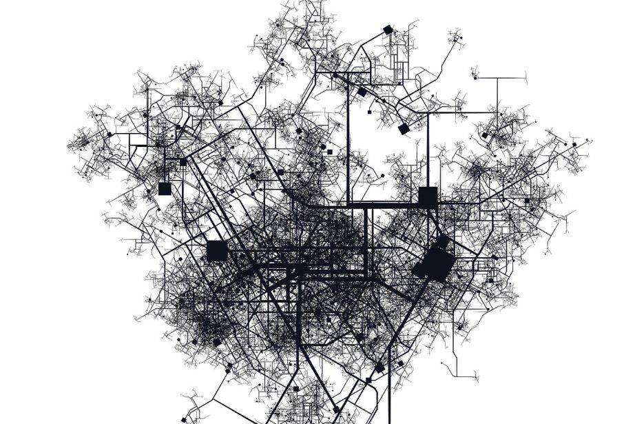 Imaginez une ville dans laquelle tous les bâtiments... (Illustration La Presse)