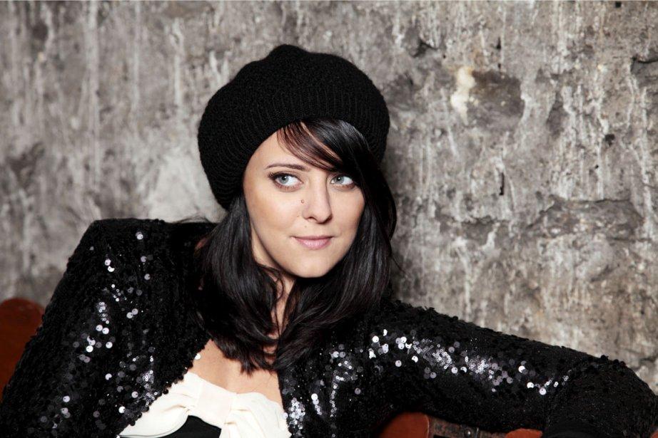 La chanteuse, qui semble beaucoup plus mature que... (Photo fournie par Tandem)