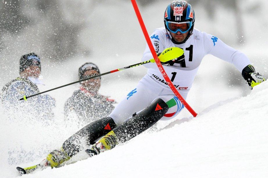 Cristian Deville... (Photo AFP)