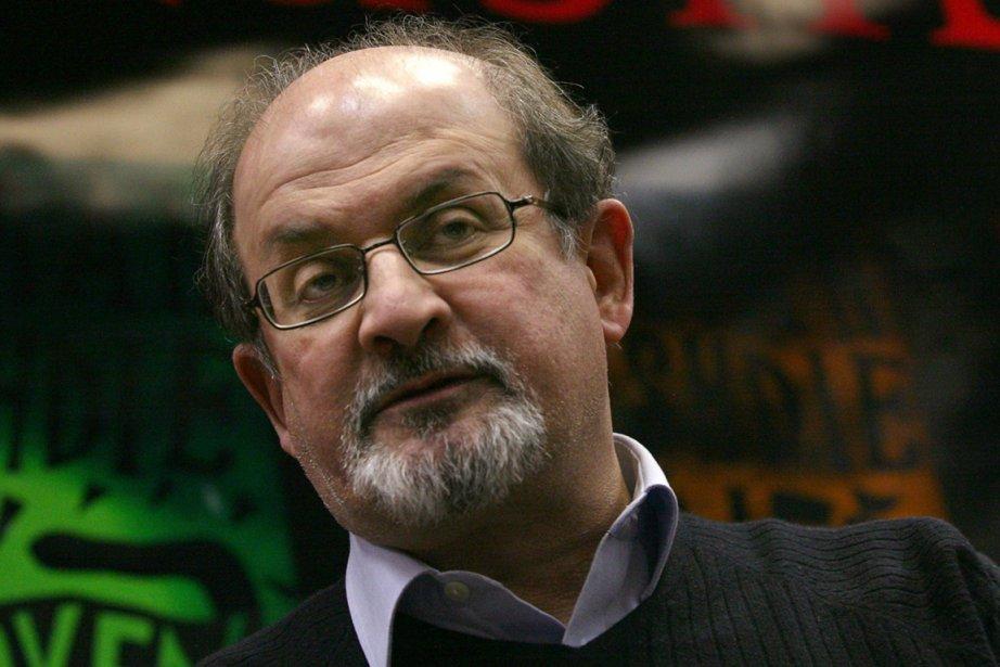 Salman Rushdie... (Photo AFP)