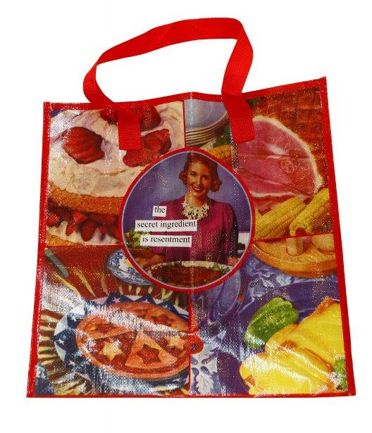 Sac de magasinage, 16,99 $ chez Jupon Pressé, 790, Saint-Jean, Québec, 418704-7114 | 22 janvier 2012